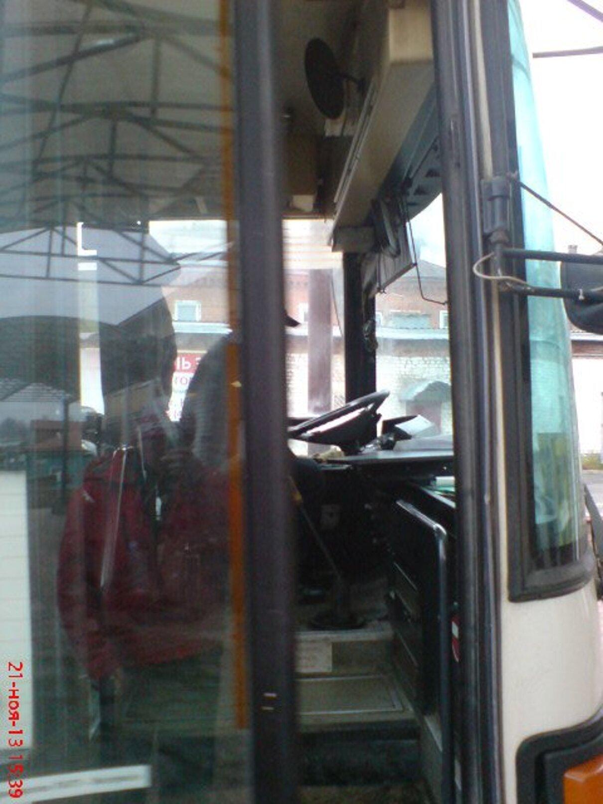 Жалоба-отзыв: водитель автобуса - Водитель хам и хапуга..  Фото №3