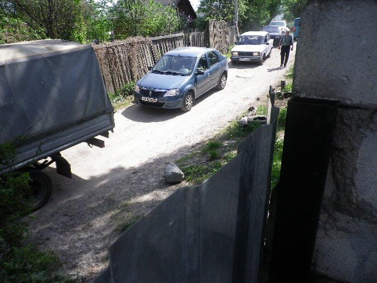 Жалоба-отзыв: Кистенев А. Н.- и. о. главы Брянской городской администрации - Объездная дорога через кладбище.  Фото №2