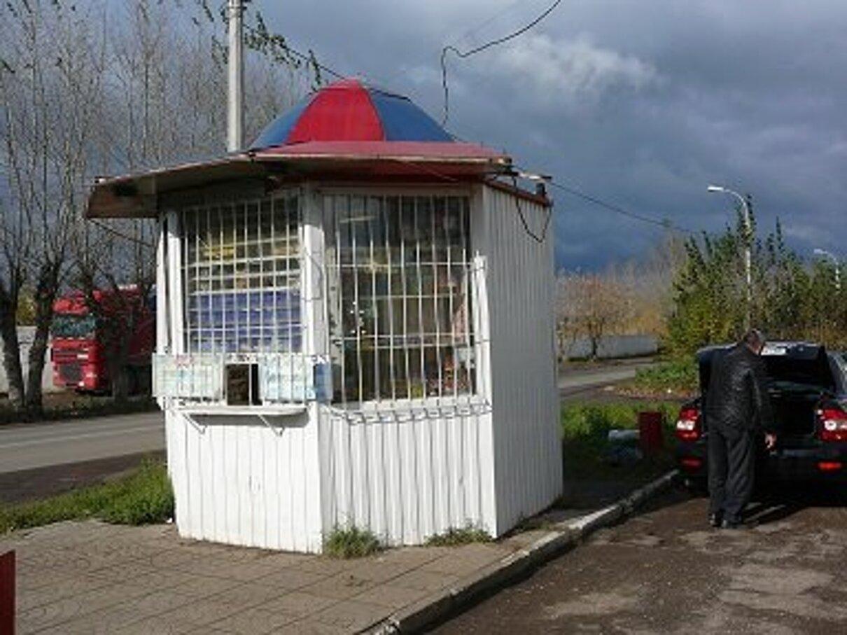 Жалоба-отзыв: Администрация города Ижевска - Продажа пива и спирта в ларьках