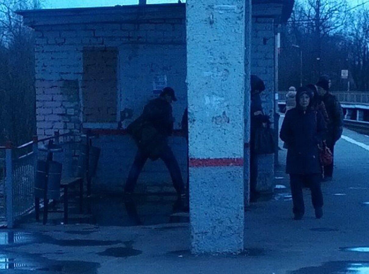 Жалоба-отзыв: Остановочная платформа Луговая Савеловского направления - Обращение на имя начальника МЖД.  Фото №1