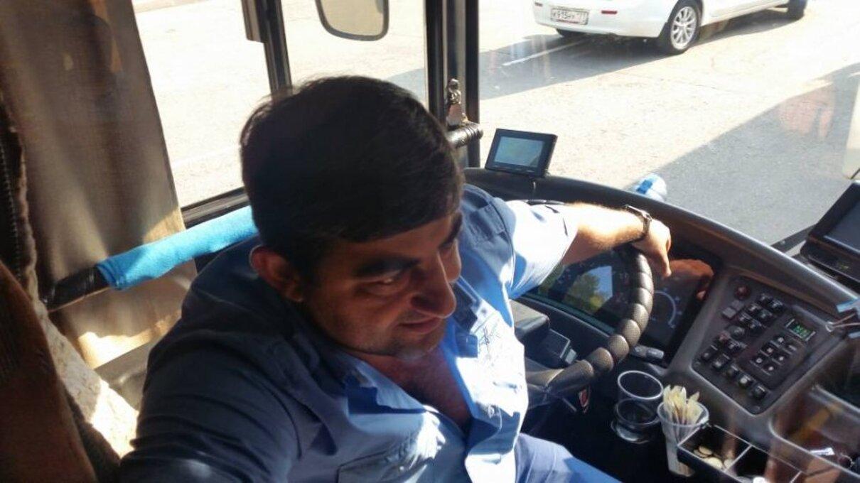 Жалоба-отзыв: МУП Сочиавтотранс - Неадекватный водитель автобуса № 105.  Фото №1