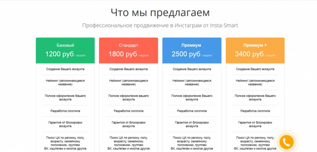 Жалоба-отзыв: Раскруткаинстаграмма.рф - Темная сторона продвижения инстаграма.  Фото №2