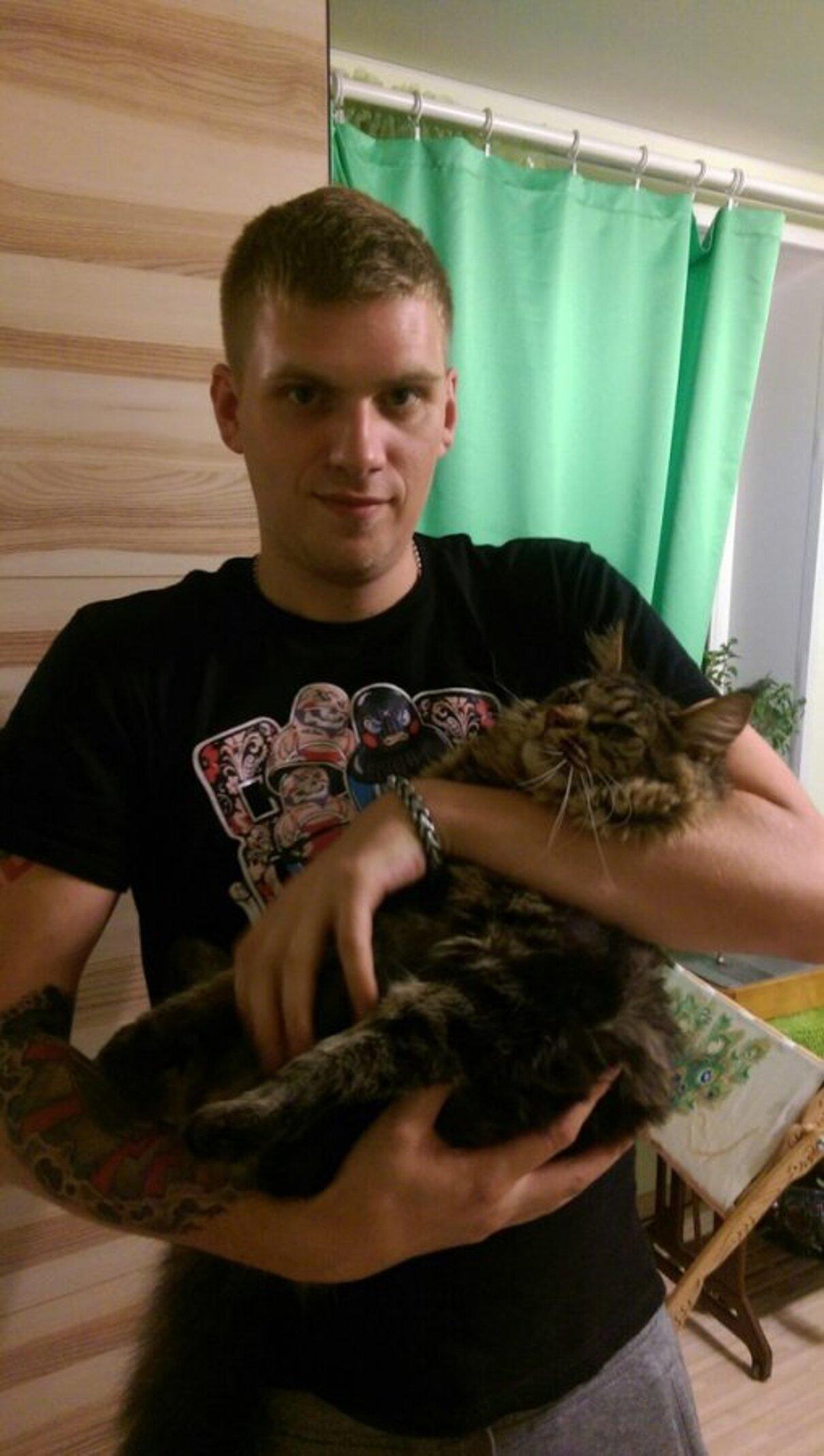 Жалоба-отзыв: Храмов Владимир Александрович - Мошенник с сайта знакомств.  Фото №1