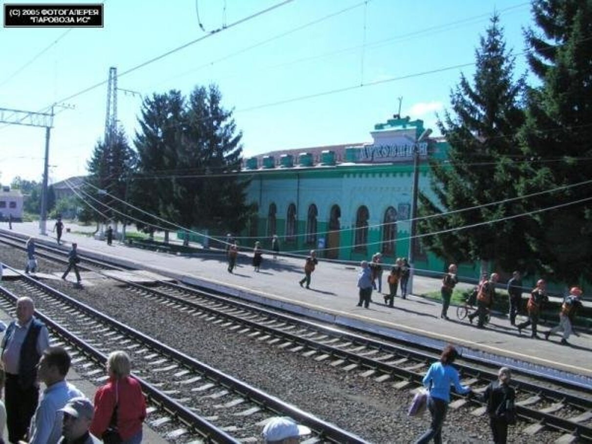 Жалоба-отзыв: Станция Луховицы - Ужас.  Фото №1