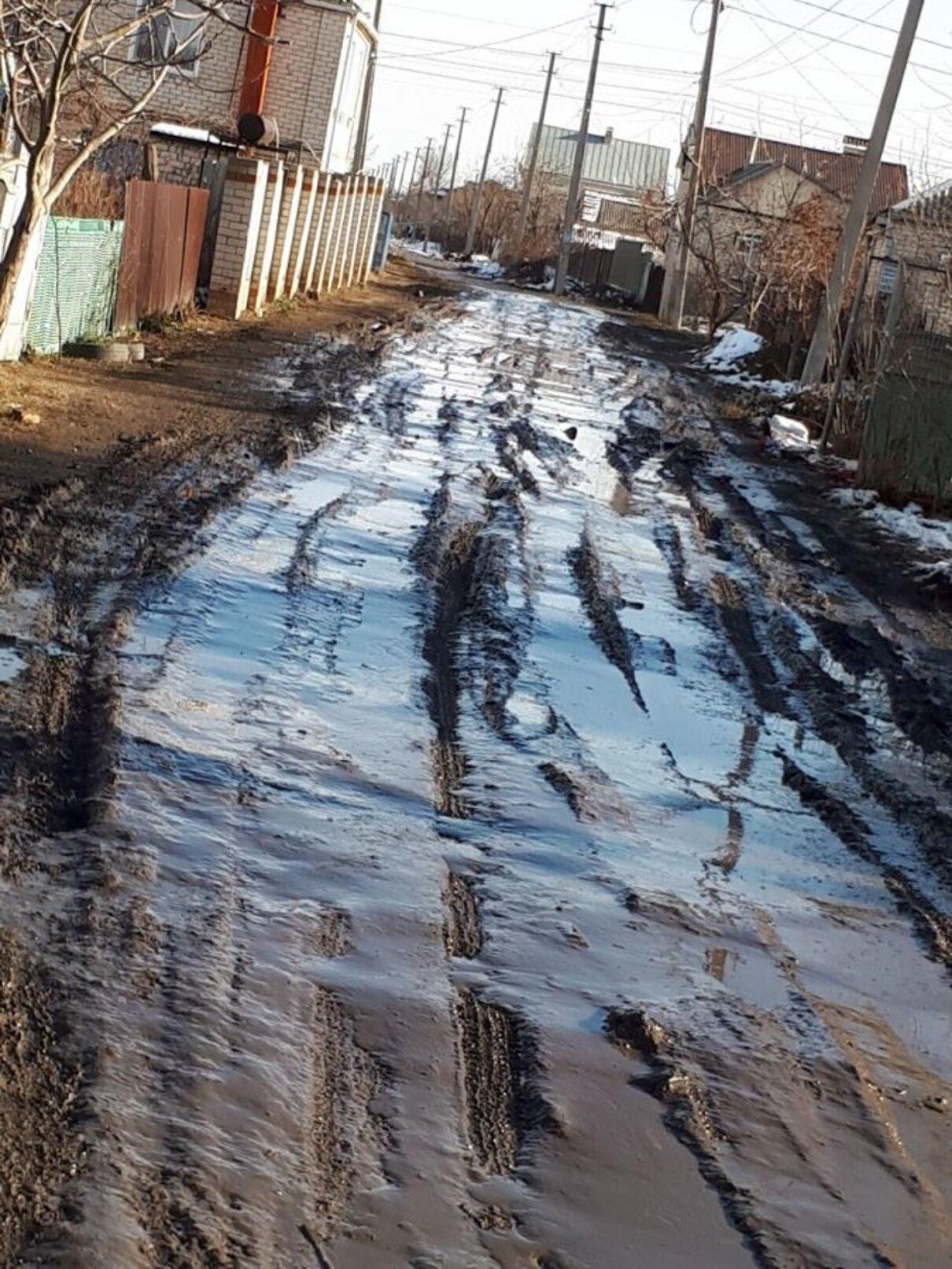 Жалоба-отзыв: Администрация - Улица Чкалова в ужасном состоянии