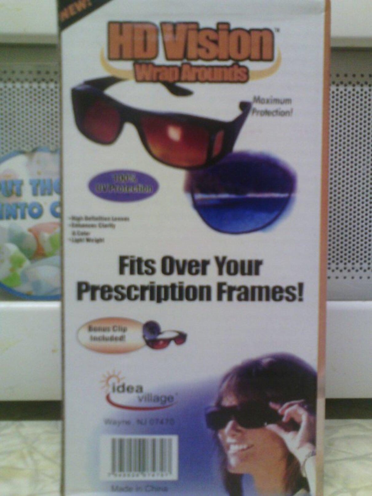 Жалоба-отзыв: Регулируемые очки - Можно обменять на товар который соответствует теме жалобы