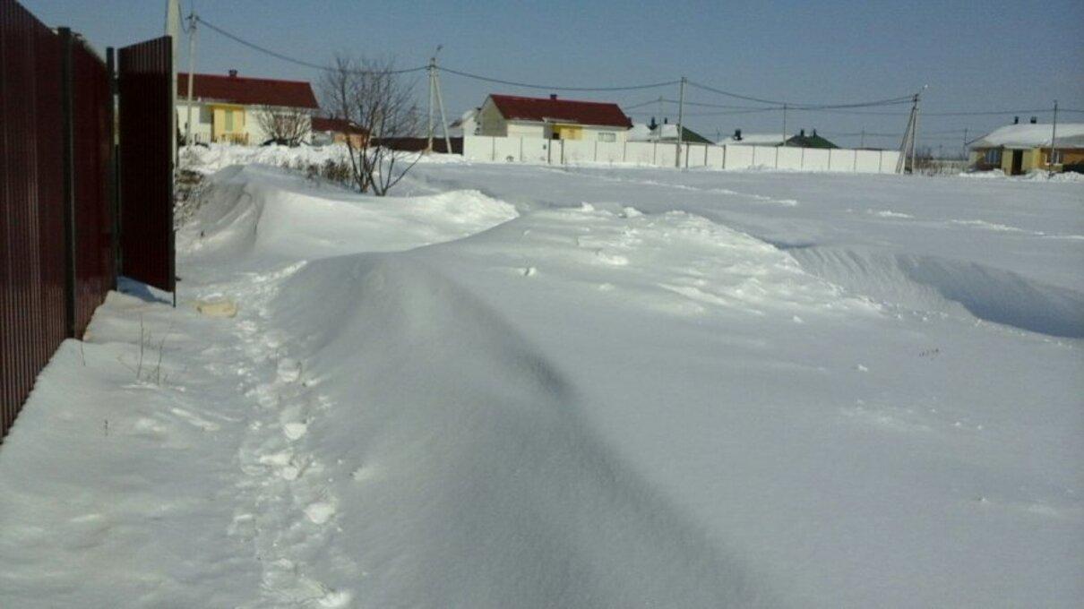 Жалоба-отзыв: Белгородблагоустройство - Непрочищенные дороги.  Фото №3