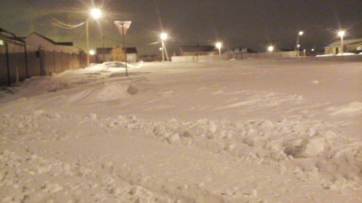 Жалоба-отзыв: Белгородблагоустройство - Непрочищенные дороги.  Фото №5