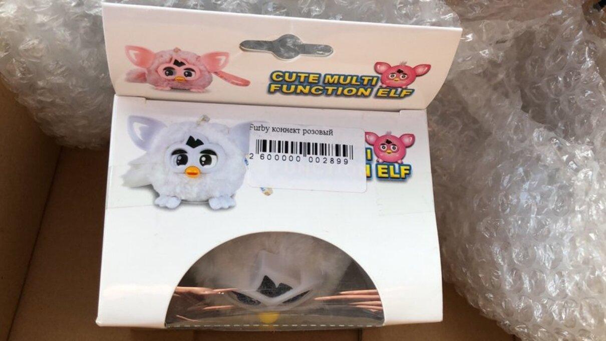 Жалоба-отзыв: ООО «Мл-Стайл» - Оригинальный Furby Boom.  Фото №1