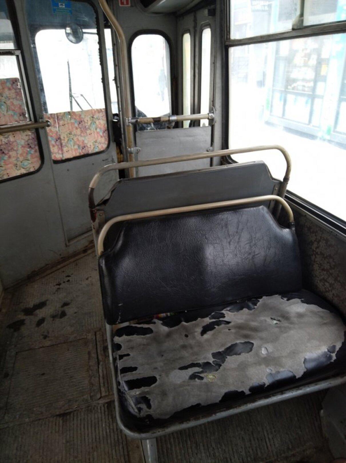 Жалоба-отзыв: Городские власти Новосибирска - Позор города - парк тролейбусов.  Фото №1