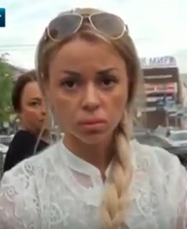Жалоба-отзыв: Машкарина Мария (Болышева) - Задержаны в г.Спб Административное нарушение