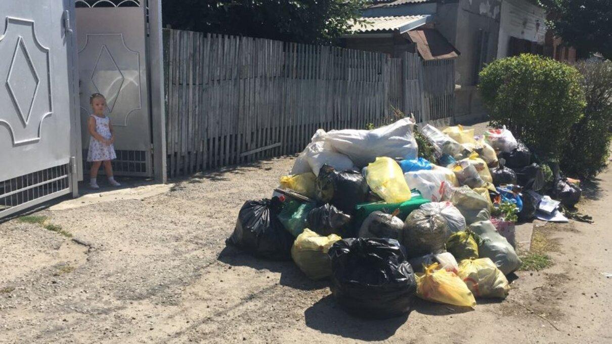 Жалоба-отзыв: Люди оставляющие мусор возле дома по ул. Победы 51 - Свалка мусора