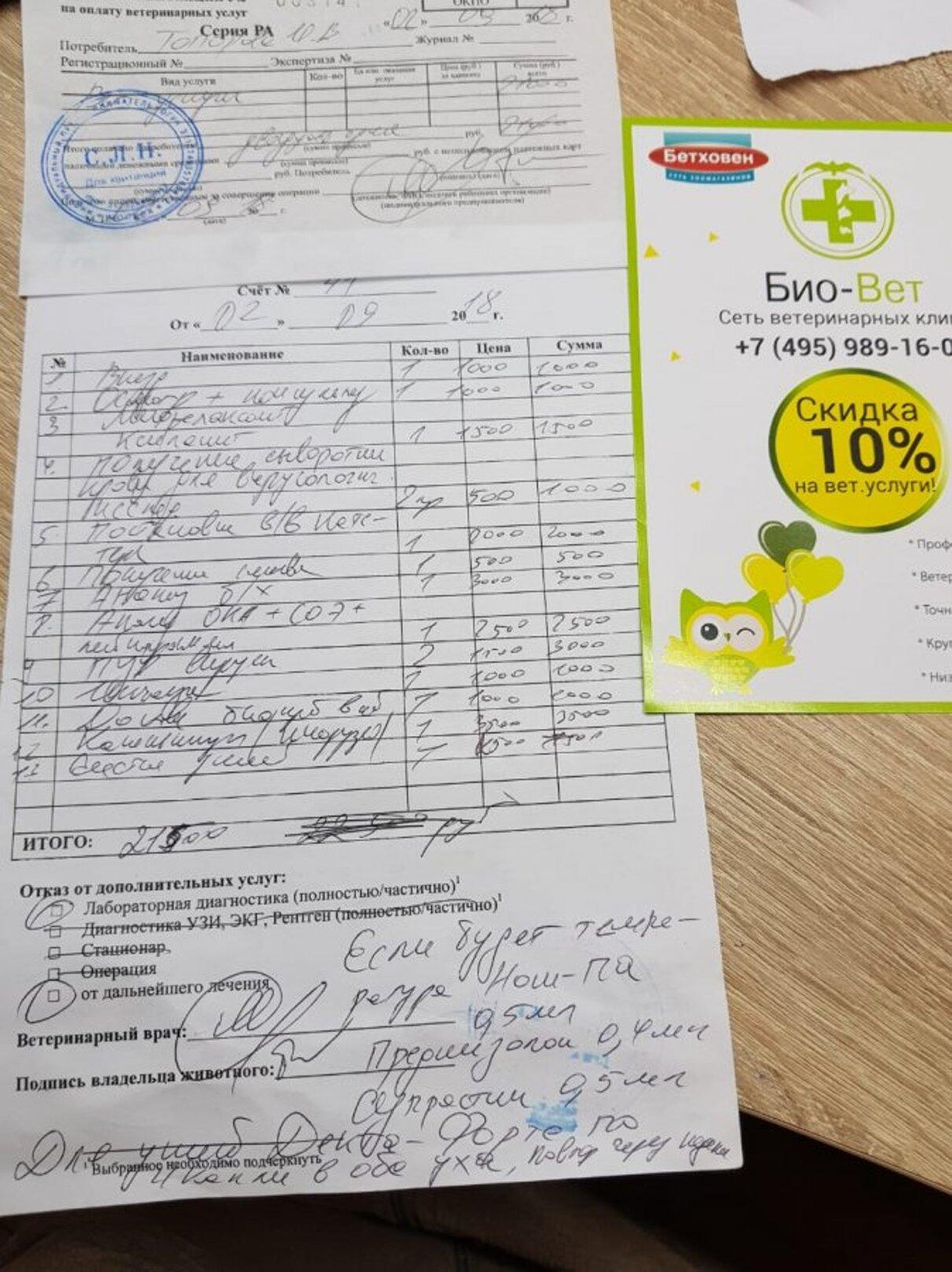 Жалоба-отзыв: Марченков Олег Александрович - Ветеринар - мошенник-живодер-убийца.  Фото №3
