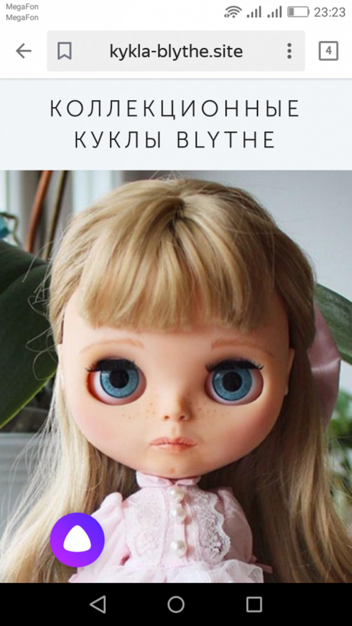 Жалоба-отзыв: Kykla-blythe.site - Мошенники.  Фото №1