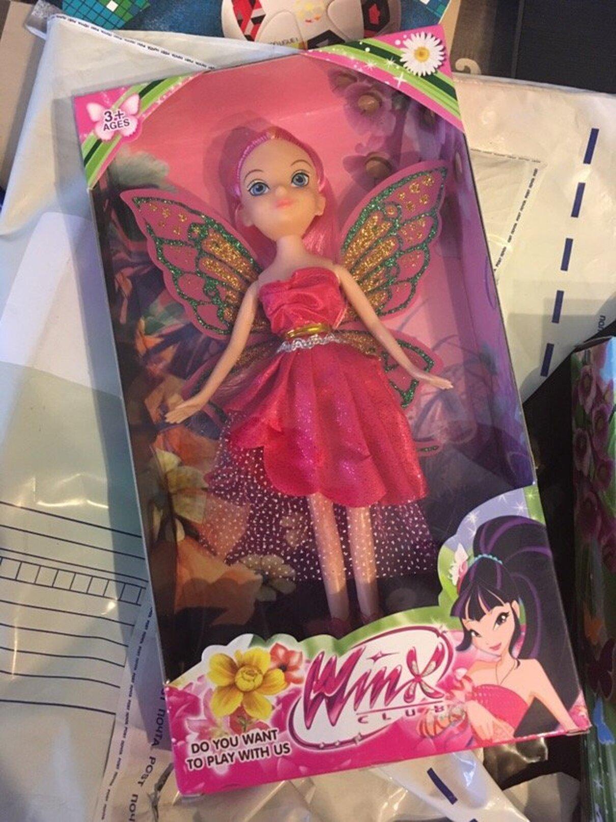 """Жалоба-отзыв: OOO """"ПИМ (ПОЧТА)"""" - Куклы Blythe.  Фото №3"""