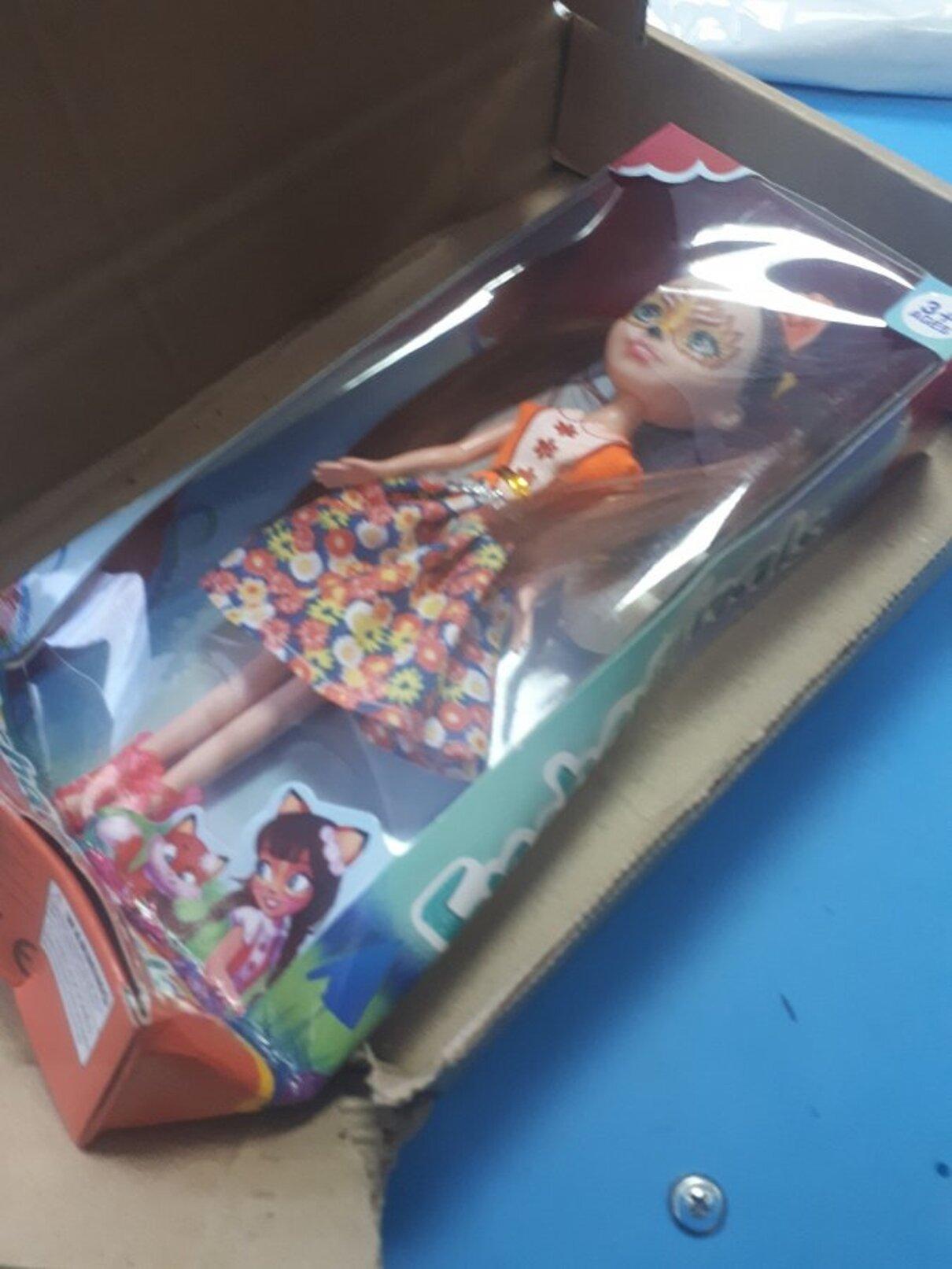 Жалоба-отзыв: Коллекционные куклы Blythe - Ожидание и реальность. Мошенничество чистой воды!.  Фото №2