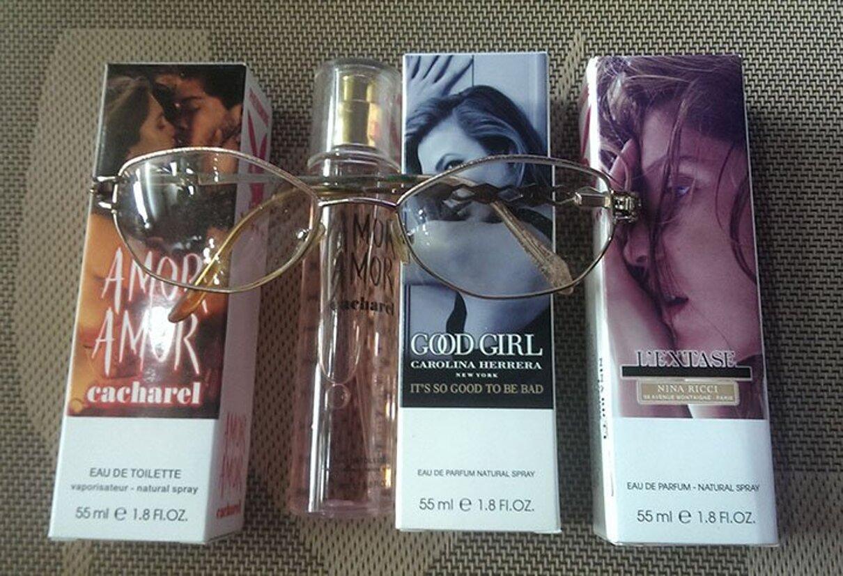 Жалоба-отзыв: Order2.m` - Вместо заказанных 4-х парфюмов, прислали 4 пробника