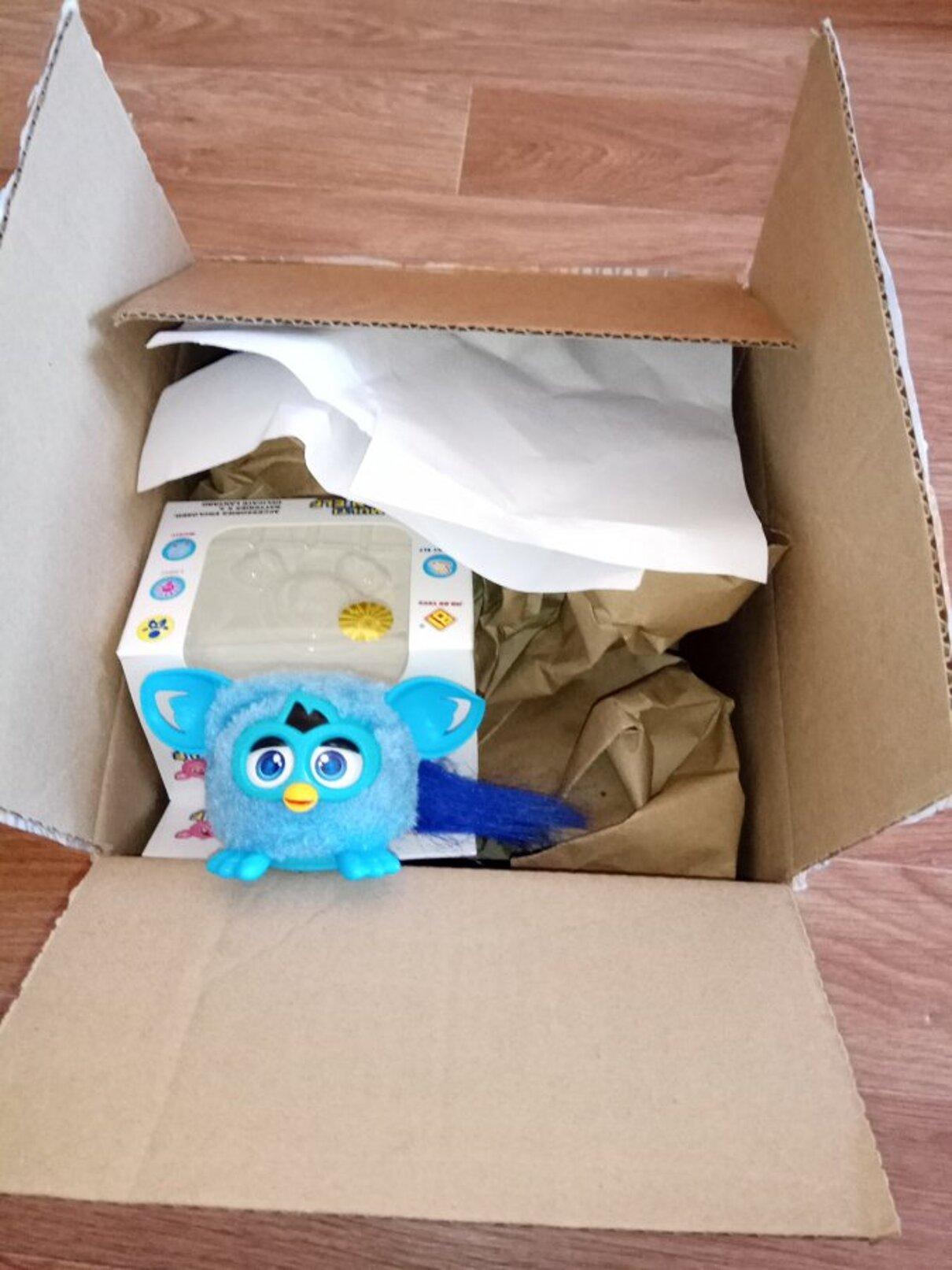 Жалоба-отзыв: ООО Гарант - Заказала дорогую игрушку а пришла даже не подделка.  Фото №2