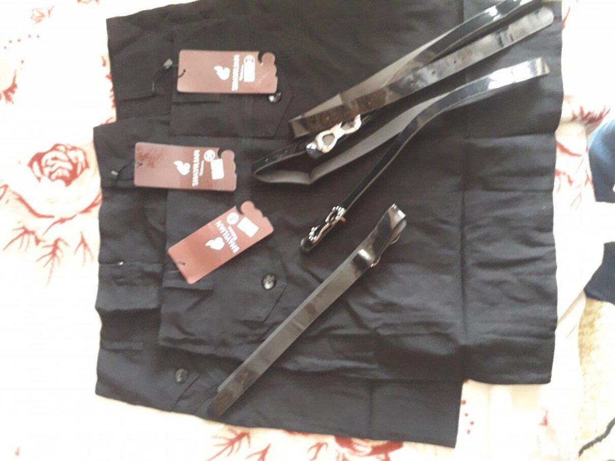 Жалоба-отзыв: Магазин стильной одежды - Три брючных костюма по акции.  Фото №5