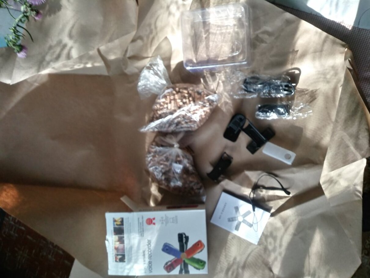 Жалоба-отзыв: В посылке нет товара который заказывал, а только вложенный подарок - Обман покупателя на сумму 4579, 8 рублец.  Фото №1