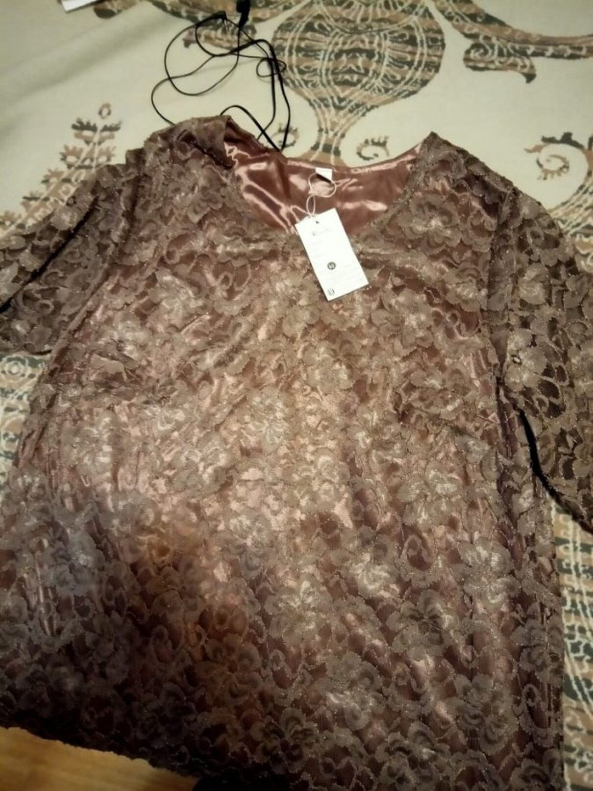 Жалоба-отзыв: Магазин стильной одежды https://drilla-mood.ru/lander/a1 - Жалоба на поставщика одежды.  Фото №1