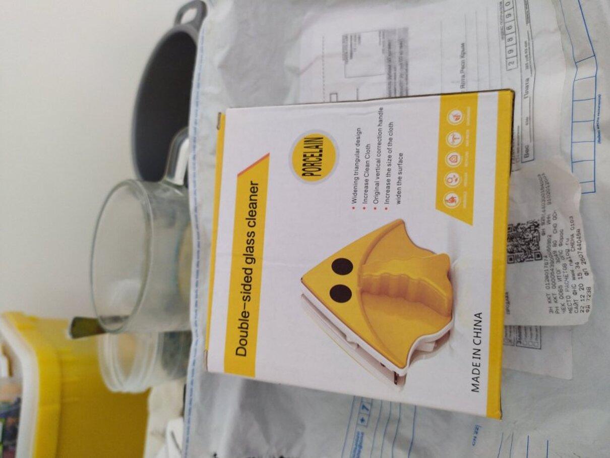 Жалоба-отзыв: ООО Инторг (ЕСПП 053471) - Щётка для мытья окон не соответствует заявленному.  Фото №3
