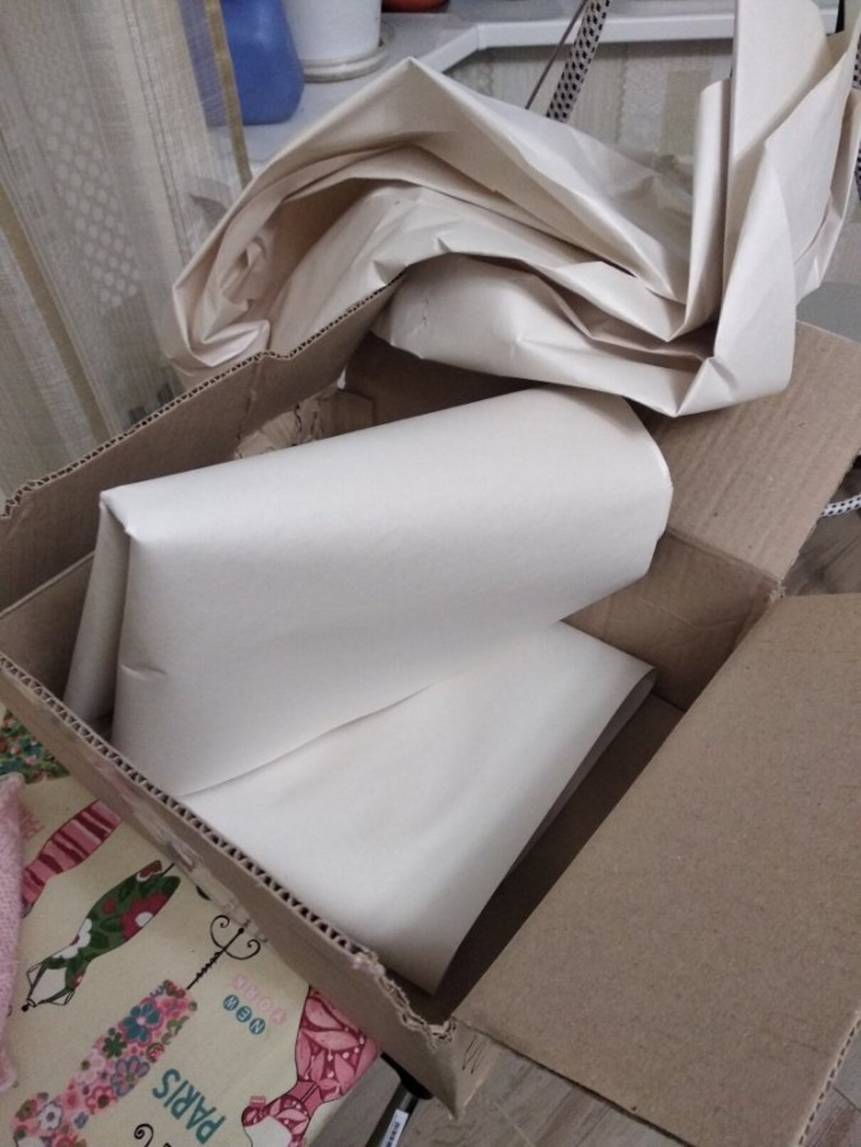 Жалоба-отзыв: ЗАО Сервис дистанционной торговли - Пустая посылка.  Фото №3