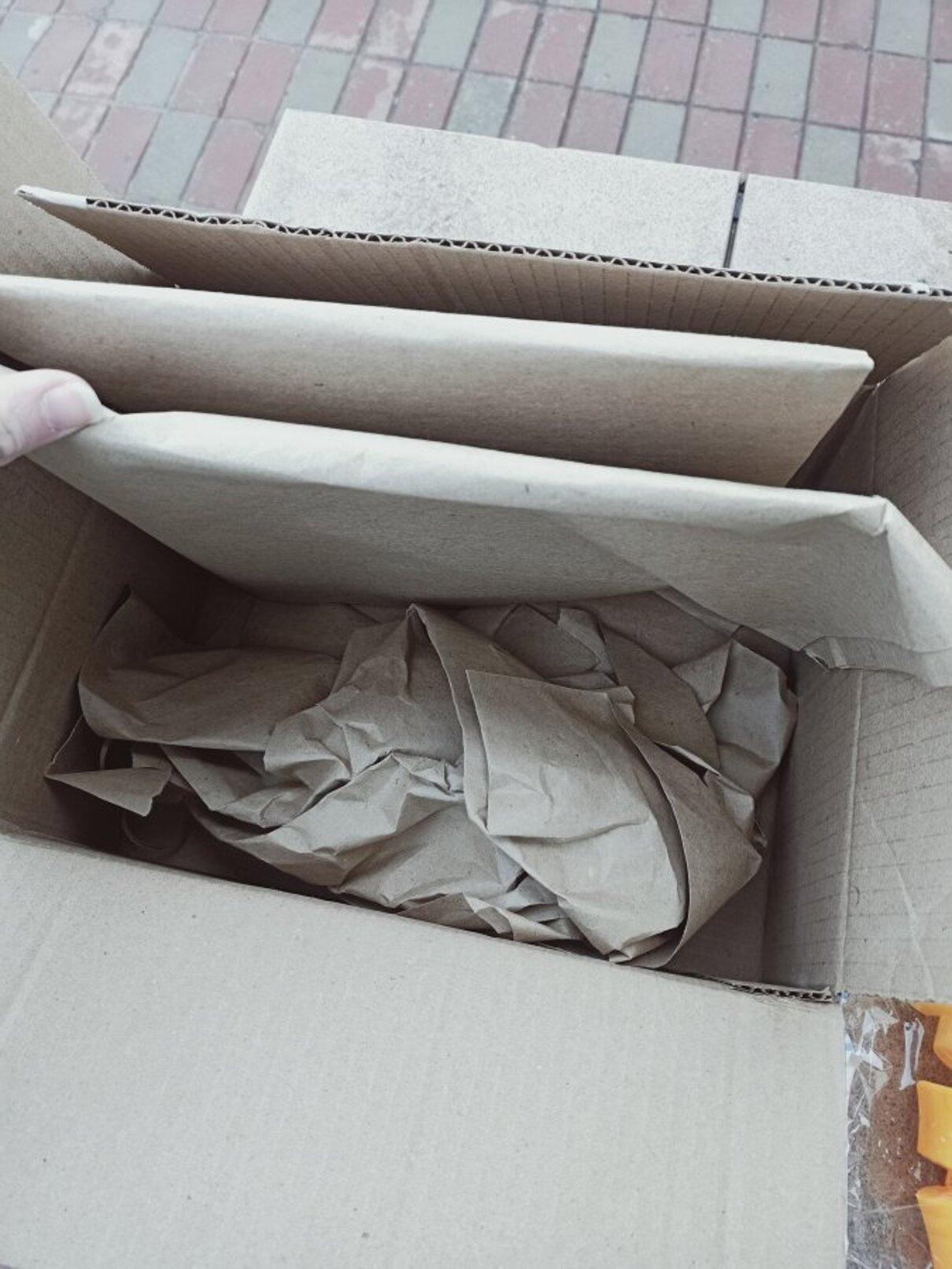 Жалоба-отзыв: ООО Верона (Amazon tablet), ЕСПП 026352 - Приехала пустая посылка.  Фото №1