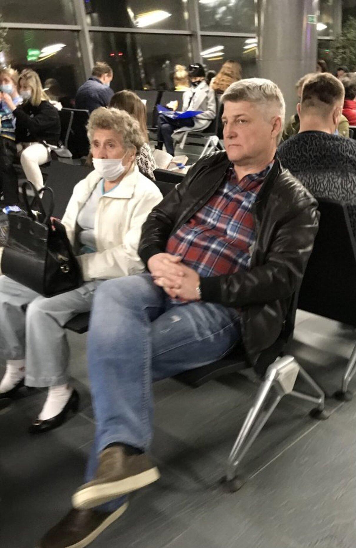 Жалоба-отзыв: Хам с аэропорта Перми 20.04.21 - Хам.  Фото №1