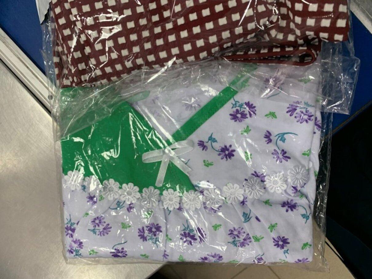 Жалоба-отзыв: Магазин стильной одежды на сайте https://sontwo.ru - Сайт- мошенники прислали дешевое бельё вместо стильных платьев.  Фото №3