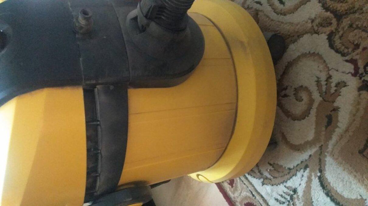 Жалоба-отзыв: На пылесос Керхер - Мне продали сломанный пылесос Керхер.  Фото №1